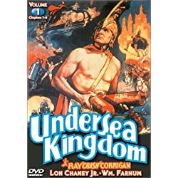 Undersea Kingdom (volume 1)