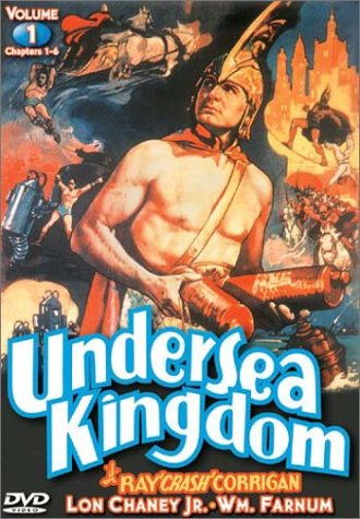 Undersea Kingdom (volume 1)