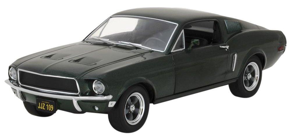 Greenlight - (1:24 Scale Bullitt (1968) - 1968 Ford Mustang GT Fastback - 84041