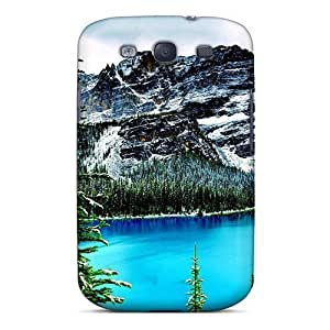 Durable Case For The Iphone 5/5S- Eco-friendly Retail Packaging(yoho National Park Of Canada)