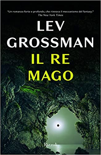 cover italiana il re mago lev grossman