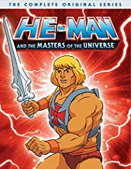 He-Man and the Masters of the Universe: The Complete Original Series [DVD]