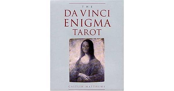 Amazon.com: The Da Vinci Enigma Tarot (9780312349370 ...