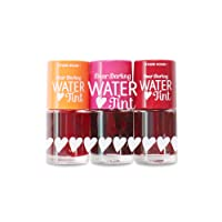 ETUDE HOUSE Dear Darling Water Tint 3 Color set: Strawberry Ade + Cherry Ade + Orange...