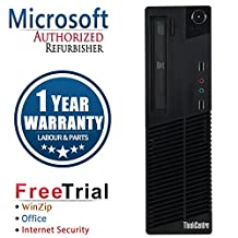 Lenovo M72 SFF Desktop Intel Core i3 3220 3.3GHz , 8G DDR3 RAM , 320G HDD , DVD , Windows 10 Pro 64, 1 Year Warranty