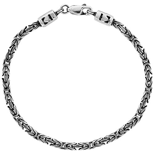 Sterling Silver BYZANTINE Necklaces Bracelets