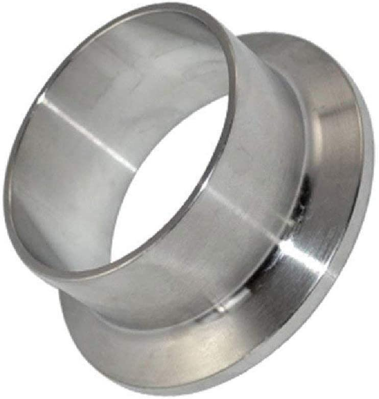 """3//4/"""" 19MM Sanitary Pipe Weld on Ferrule Tri Clamp Type Stainless Steel SS 316"""