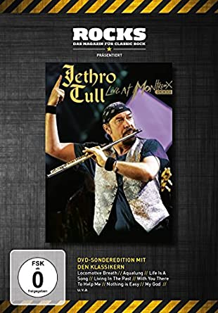 Jethro Tull - Live at Montreux 2003 [DVD]