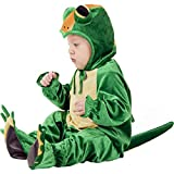 Baby Little Gecko Costume 0-6mo