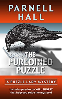 Book Cover: The Purloined Puzzle