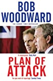 Front cover for the book Plan of Attack by Bob Woodward