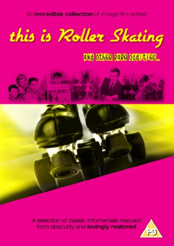 This Is Roller Skating And Other Rare Oddities [DVD] (Roller Skating Dvd)