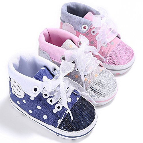 Isbasic Sequin Ribbon Canvas Sneaker product image
