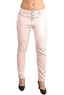 Garcia Damen Stretch-Jeans LUISA B70315-2091 Tapered Leg Clay Green