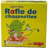 HABA - Super Mini Rafle de Chaussettes, 005481