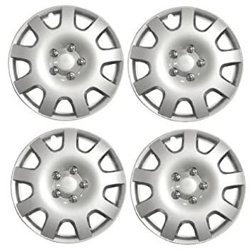 "wlw CHECK WHEEL SIZE Wheel Trims Set (4) 15"" PEUGEOT 207 06-"