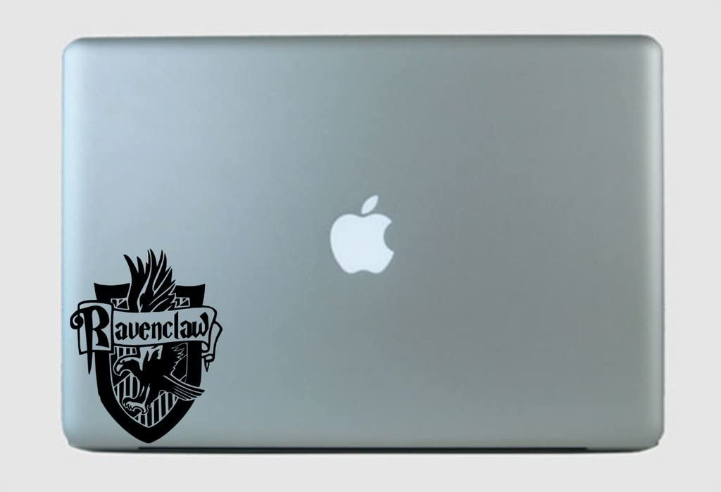SimplyVinylized Ravenclaw House Logo Vinyl Decal Sticker Blue