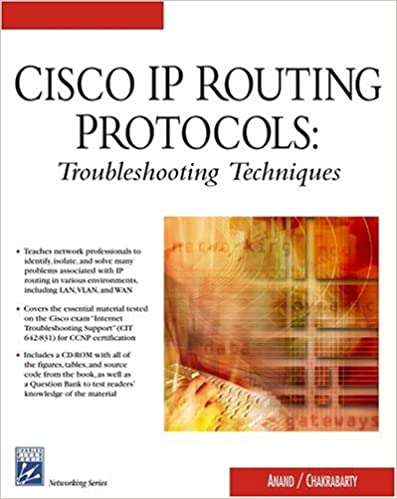 Troubleshooting TCP/IP
