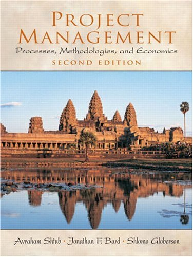 Project Management: Processes, Methodologies, and...