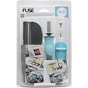 American Crafts We R Memory Keepers Photo Sleeve Fuse
