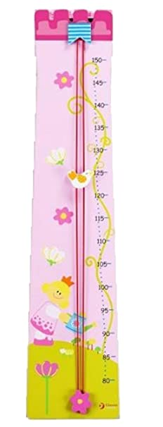 Classic World Princess Height Rod, Multi Color Household Toys at amazon