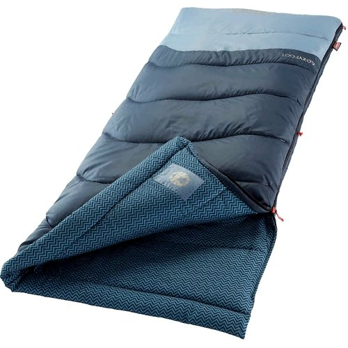 Coleman CozyFoot Sleeping Bag 콜맨 코지 풋 침낭