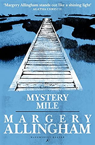 book cover of Mystery Mile