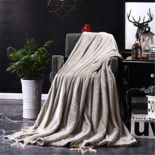 Fleece Finished Blanket Throw - 7