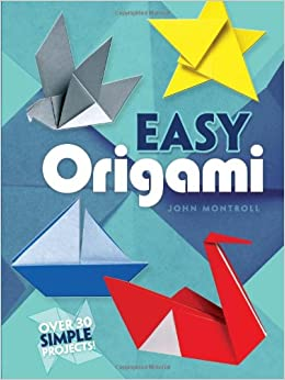 easy origami dover origami papercraft amazoncouk