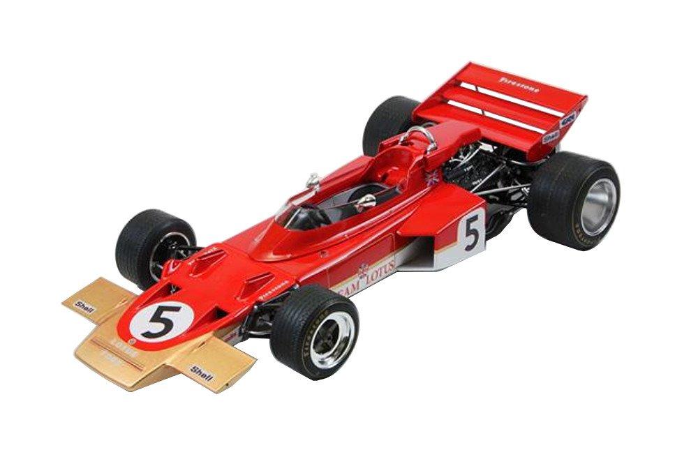 EBBRO Tamiya 5000200011/20Team Lotus Type 72°C 1970