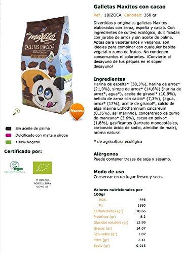La Finestra Sul Cielo Galletas Infantiles - 350 gr: Amazon.es: Alimentación y bebidas