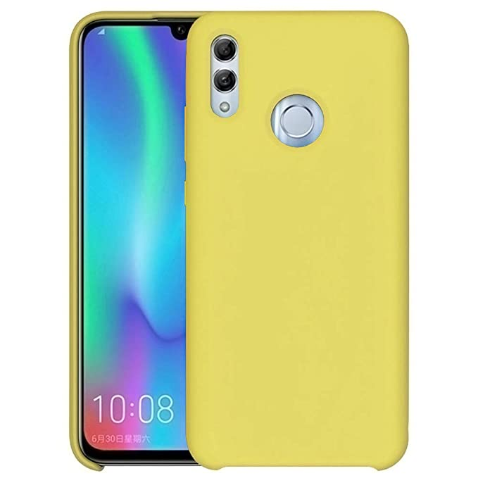 Pacyer® Funda Huawei P Smart 2019, Ultra Suave TPU Gel de Silicona Case Protectora Suave Flexible teléfono Absorción de Impacto Elegante Carcasa para ...