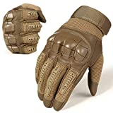 Men's Tactical Gloves Airsoft Military Combat Assault Shooting Gloves Full Finger Cycling Motorcycle