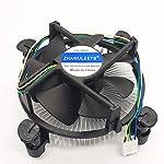 Replacement-New-CPU-Cooling-Fan-with-Heatsink-for-Intel-LGA1150-LGA1151-LGA1155-LGA1156-Socket-CeleronPentiumi3i5i7-Processors-Series-Fan-E97379-003-CNDP751K50-DTC-DAB16-DC12V-060A-4-PIN
