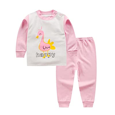 daqinghjxg Sports Suit Boy Girl Childrens Sweatshirts Clothing Toddler Sportswear D 3T