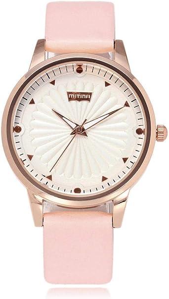 Reloj para Mujer Reloj de Pulsera Reloj para Mujer Reloj Elegante ...
