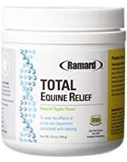 Ramard 079082 Total Equine Relief Powder Apple, 4.5 oz