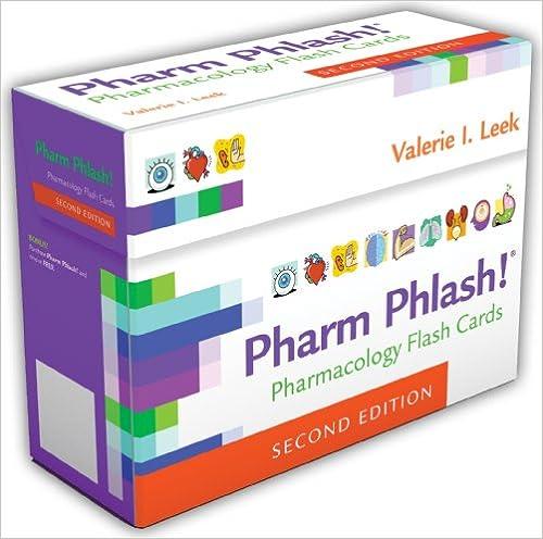 Pharm Phlash! Pharmacology Phlash