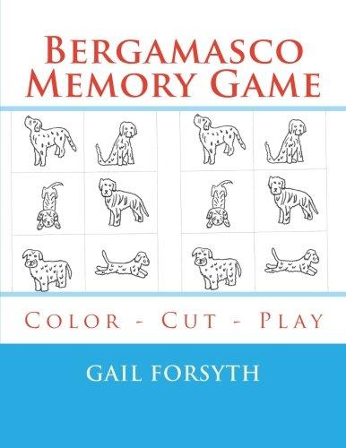 Bergamasco Memory Game: Color - Cut - Play pdf