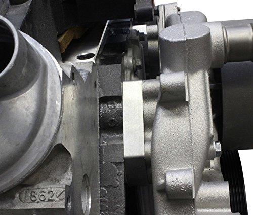 LSX Innovations WP10 Billet Aluminum water pump spacers for LS1 Camaro//Truck Swap LQ4 LQ9 LSX