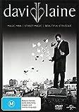 David Blaine - [Magic Man [1998] + Street Magic [1996] + Beautiful Struggle [2010]] [NON-USA Format / PAL / Region 2, 4 Import - Australia]