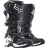2018 Fox Racing Womens Comp 5 Boots-Black/White-7