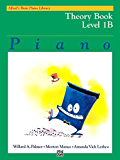 Alfred's Basic Piano Library - Theory Book 1B: Learn How to Play Piano with This Esteemed Method