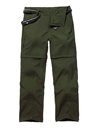 3cb09d81add89 Women's Casual Outdoor Quick Dry Pants Convertible Hiking Camping Fishing  Zip Off Cargo Trousers #2057