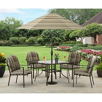 Better Homes and Gardens Sunrise Estates 5pc Dining Set - Amazon.com: Better Homes And Gardens Sunrise Estates 5pc Dining Set