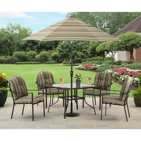 Better Homes and Gardens Sunrise Estates 5pc Dining Set