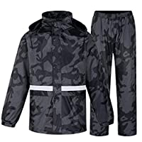 Giow Raincoats Men