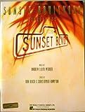 Sunset Boulevard Highlights, Andrew Lloyd Webber, 0793527791