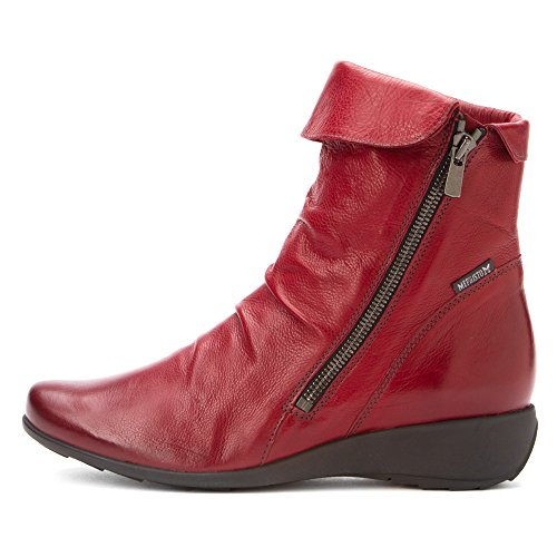 Mephisto Womens Leather Texas Rosso Seddy Boots rrUTq1dzw