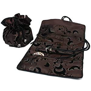 Serena Travel Set Jewelry Organizer